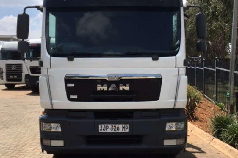MAN Truck Flat deck TGM 25 280 BL L 6X2 FLAT DECK 2014