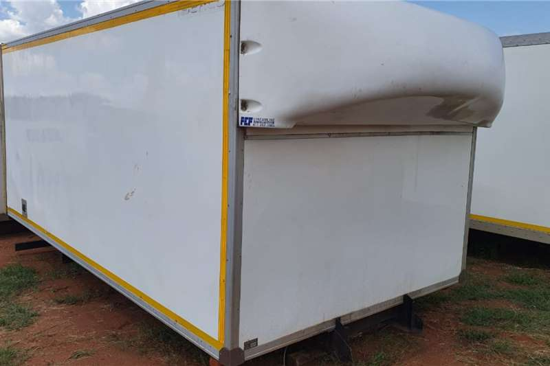 MAN Truck Insulated body ISOLATED BODY 4 TON (BODY ONLY)