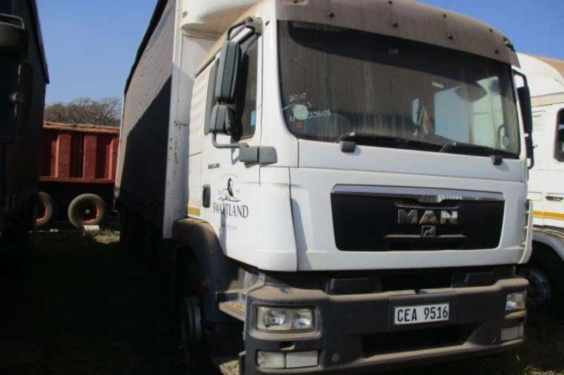 MAN Truck Lowbed TGM 25 280 2010
