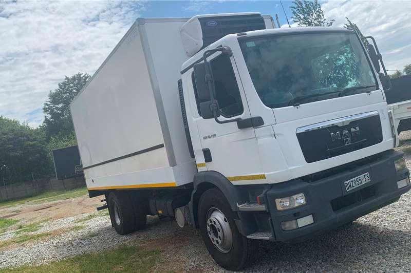 MAN Truck MAN 15 240 2011