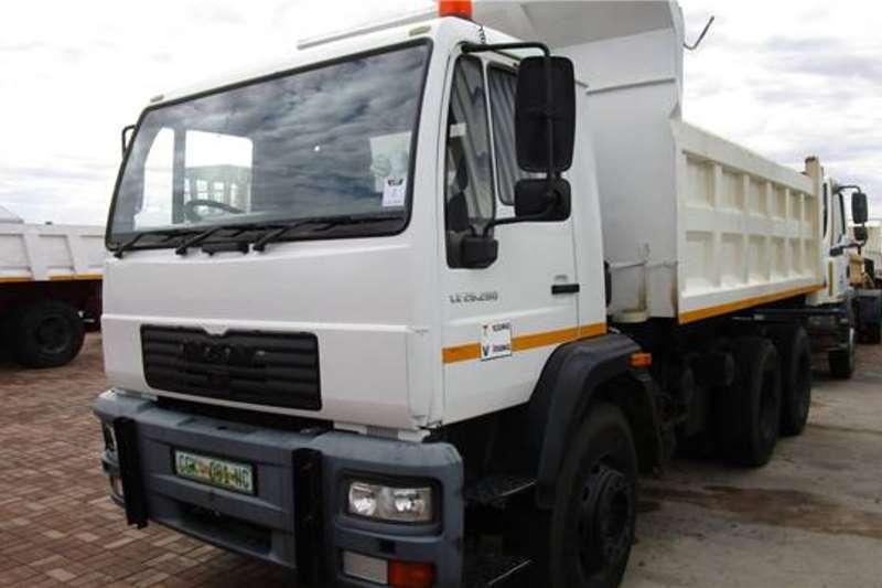 MAN Truck MAN LE26.280 Tipper Truck