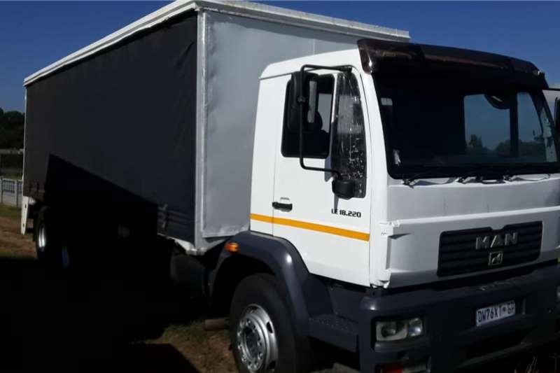 MAN Truck MAN M2000 2005