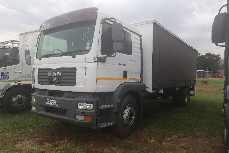 MAN Truck MAN TGM 2009