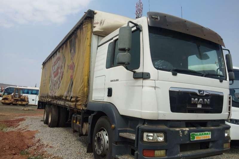 MAN MAN TGM 25.280 6x2 R399000 Truck