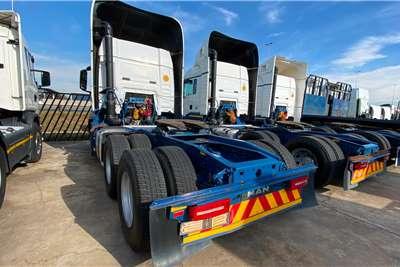 MAN Man TGS 26   440 Truck