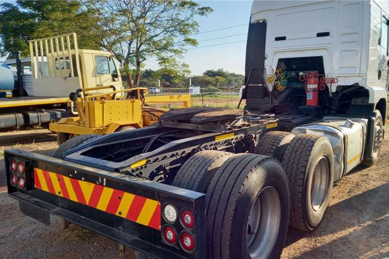 MAN MAN TRGA 26 480 HORSE 2 AXLE GOOD GONDITION Truck