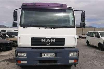 MAN Man Truck 8 Ton Roll Back Truck Truck