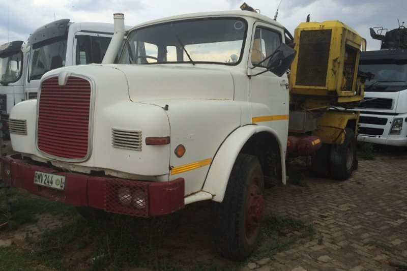 MAN Truck Other 16 240 1983