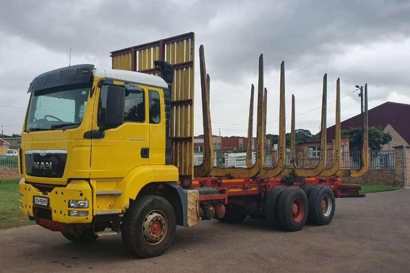 MAN Truck Other 2017 MAN 33.480 TGS 6x4 RIGID TIMBER TRUCK 2017
