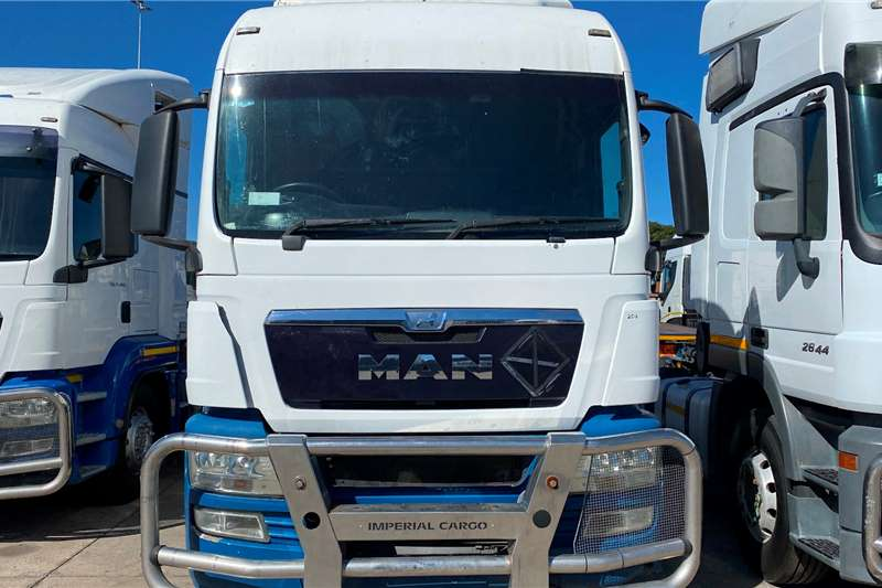 MAN Price Drop On This Tgs 26   440 Truck
