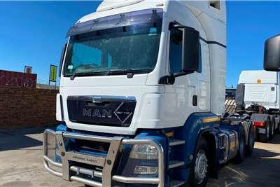 MAN Price Drop On ThisTGS 26   440 Truck
