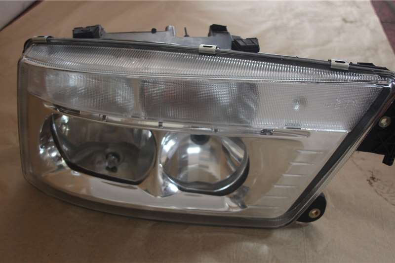 MAN Body MAN TGS Headlight Truck spares and parts