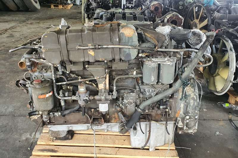 MAN Engines Man spec 407t Truck spares and parts