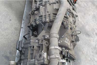 MAN Gearboxes TGS GEARBOX Truck spares and parts