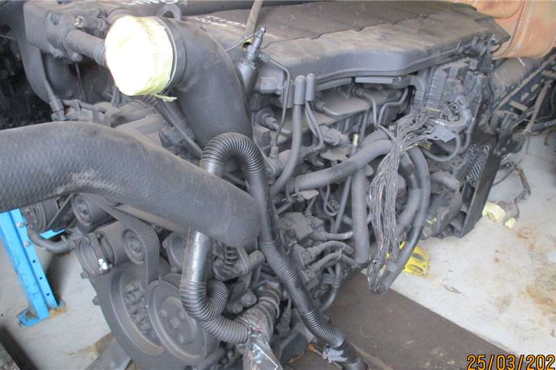 MAN TGA D2066 ENGINE Truck spares and parts