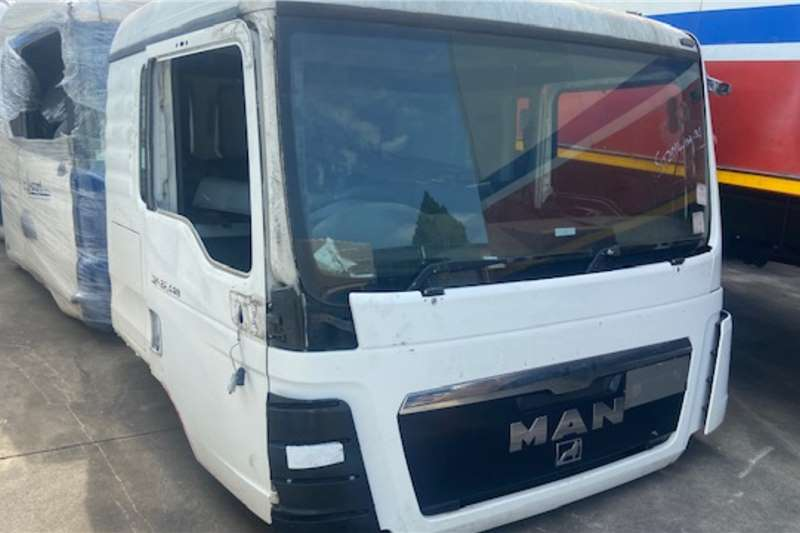 MAN TGS CAB Truck spares and parts