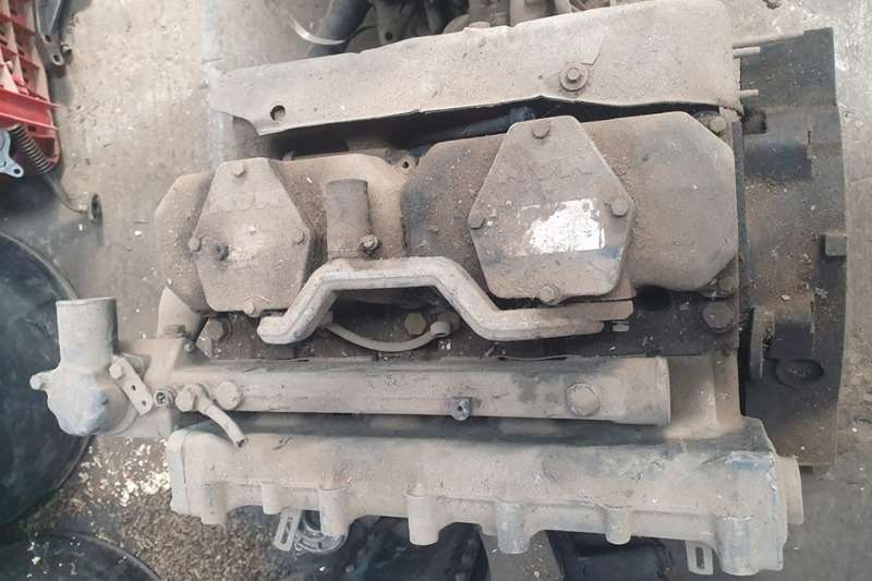 MAN Truck spares Engines