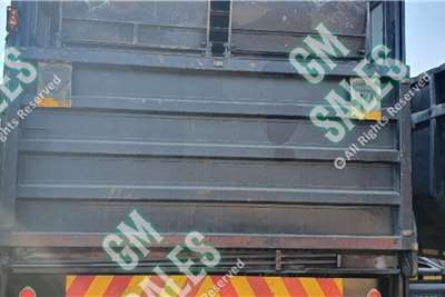 MAN TGM 18 280 (8t) Closed Body (Non Runner) Truck
