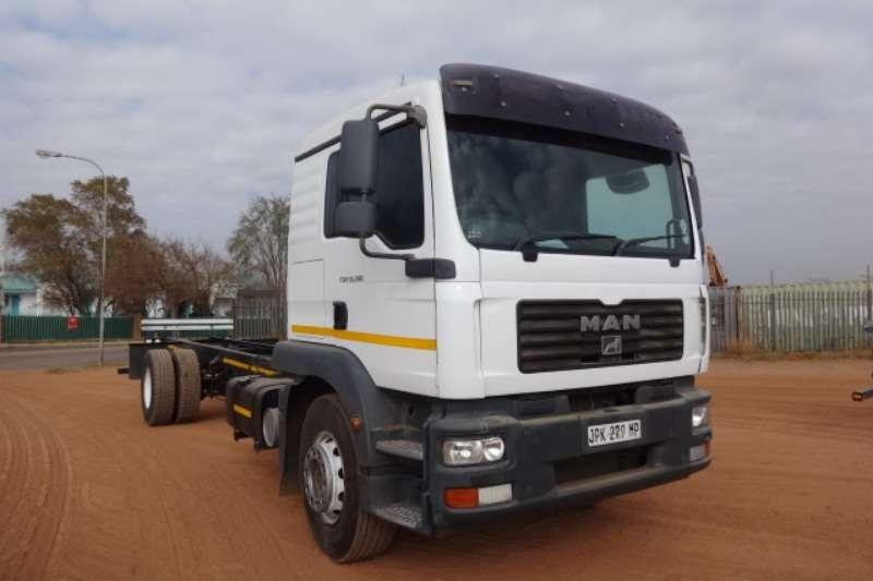 MAN Truck TGM 18.280 Chassis Cab 2009