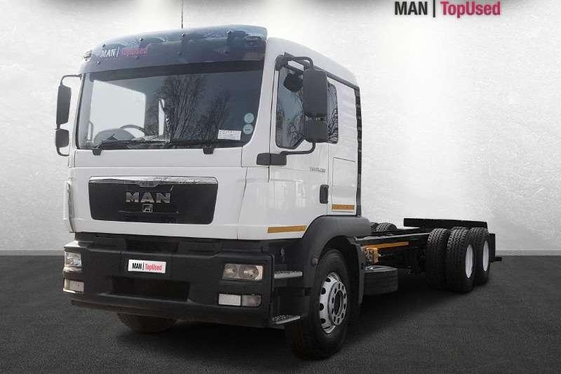 MAN Truck TGM25.280 BL L 6X2 2014