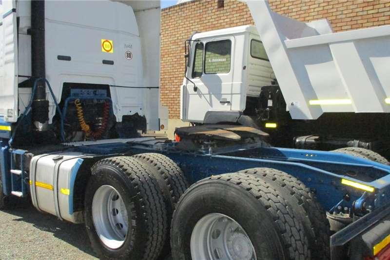 MAN TGS 26 440 Truck