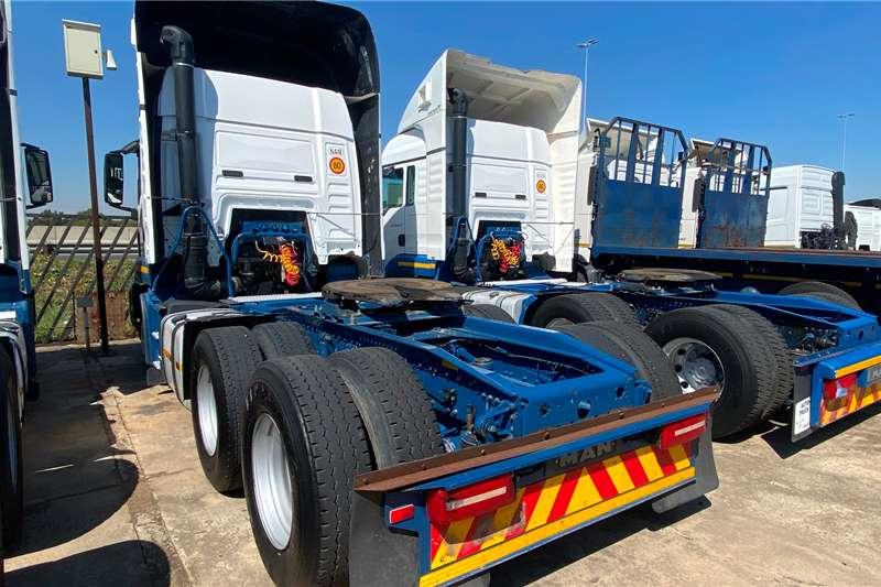 MAN TGS 26   440 6 x 4 Truck