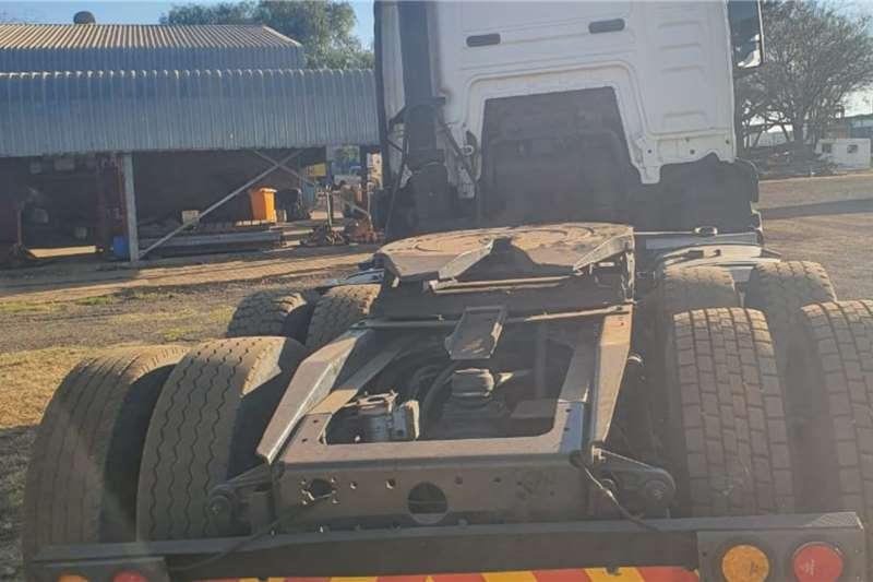 MAN TGS 26.440 6X4 Truck
