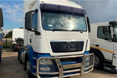 MAN Tgs 26   440 (6x4) Truck