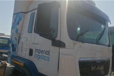 MAN TGS 26 440 ES Imperial Logistics Unit Truck