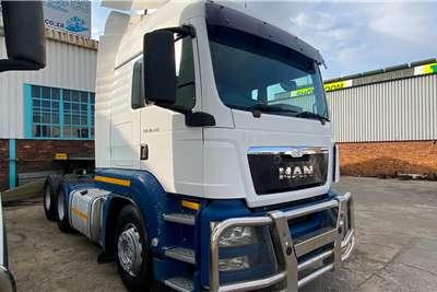 MAN Tgs 26   440 ex Fleet Truck