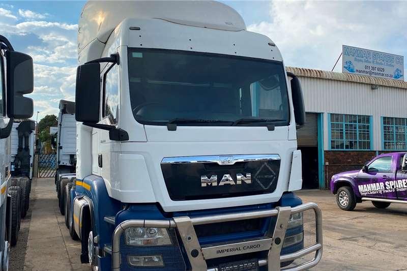 MAN Tgs 26   440ex Fleet (6x4) Truck