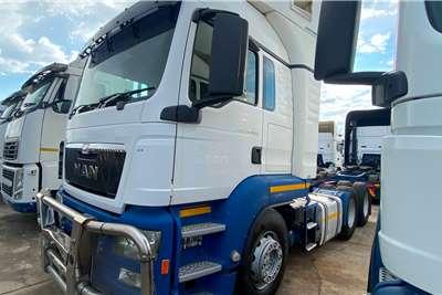 MAN Tgs 26   440 ex Fleet Imperial Cargo Truck