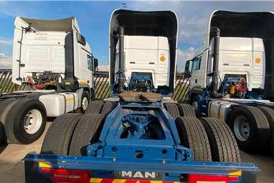 MAN Tgs 26   440ex Imperial Cargo Truck