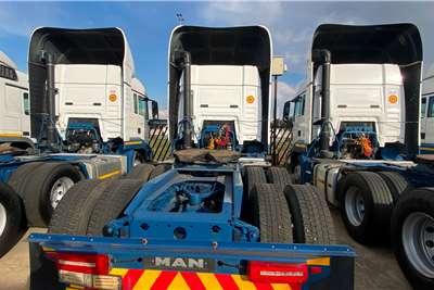 MAN Tgs 26   440 ex Imperial Cargo Truck