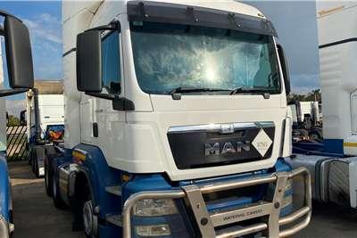 MAN Tgs 26   440ex Imperial Logistics Truck