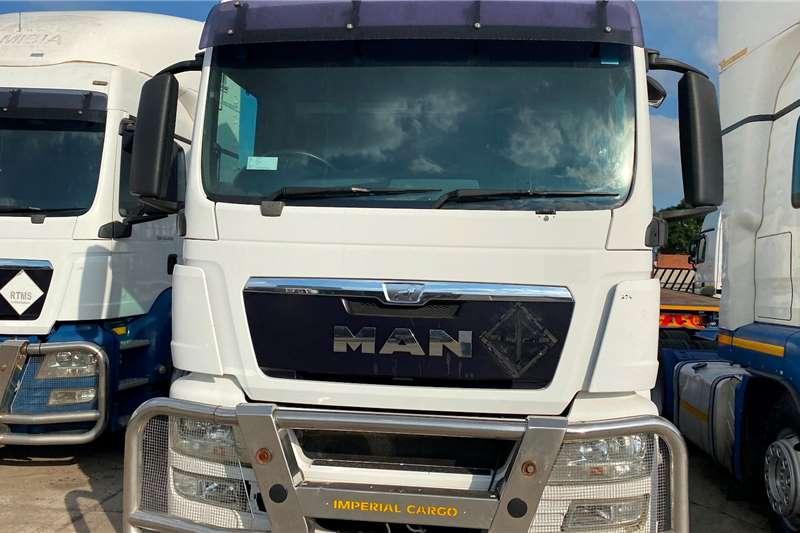 MAN Tgs 26   440ex Imperial Logistics Cargo Truck