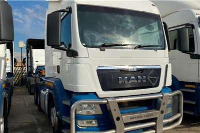 MAN Tgs 26   440ex Imperial Namibia Cargo Truck