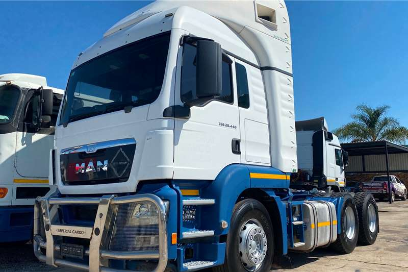 MAN TGS 26   440 In Excellent Condition Truck