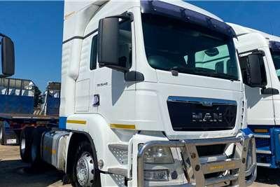 MAN TGS 26   440 Mechanically Sound Truck