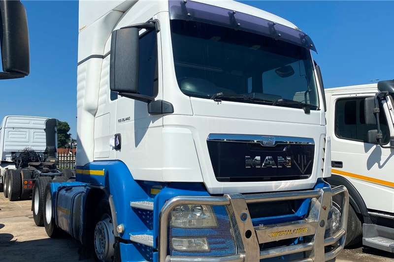 MAN TGS 26   440 Ready To Work Truck