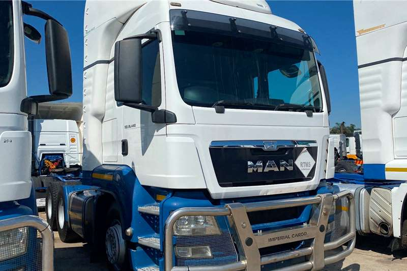 MAN TGS 26   440 Well Maintained Truck