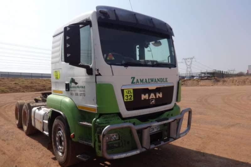MAN Truck TGS27.440 6x4 Mechanical Horse 2012