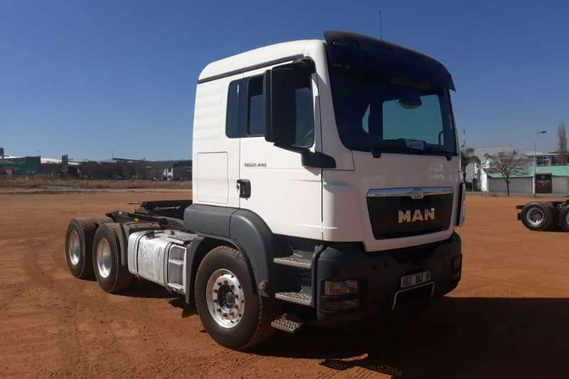 MAN Truck TGS27 440 6x4 Mechanical Horse 2014