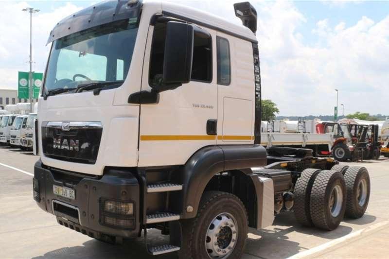 MAN Truck TGS33.440 6x4 Horse 2014