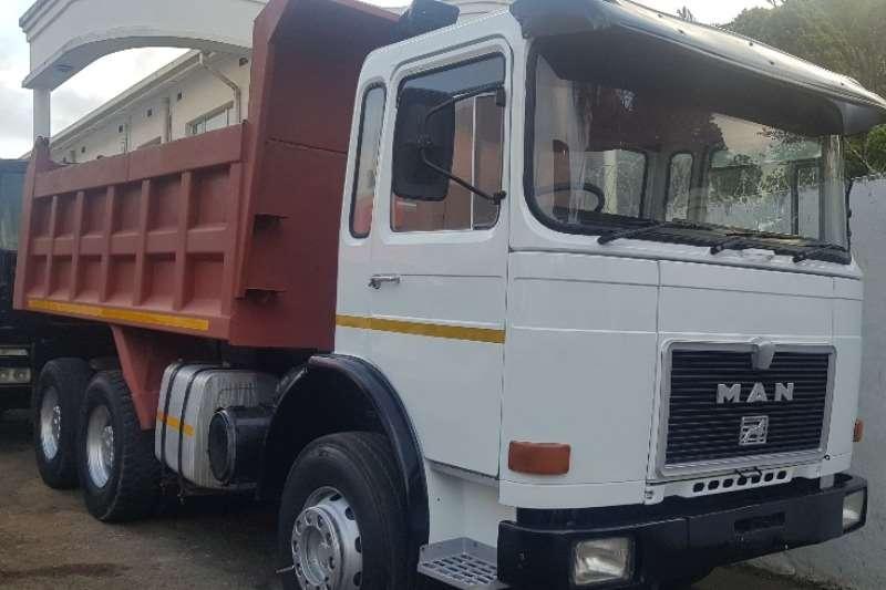 MAN Truck Tipper 30.321 1993