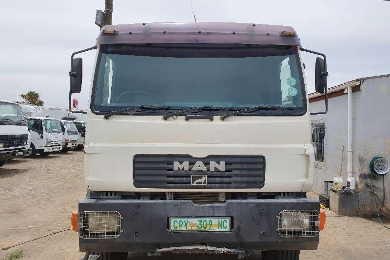 MAN Truck Tipper CLA 26280 2012