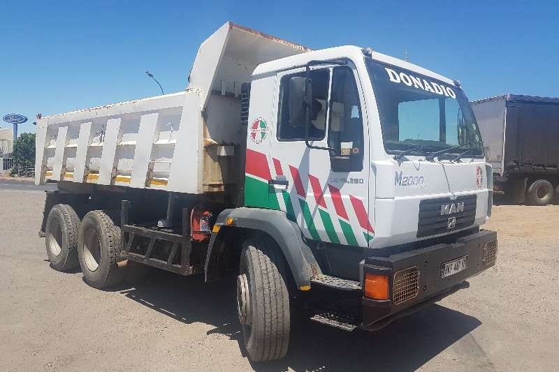 MAN Truck Tipper MAN M2000 26.284 2006