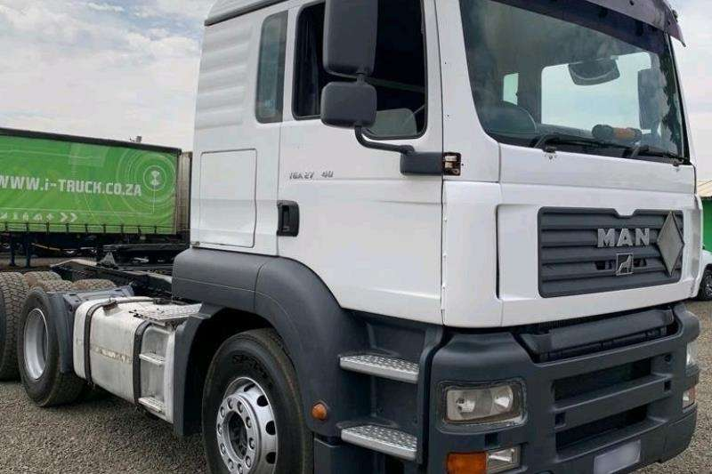 MAN Truck-Tractor Double axle 2009 MAN TGA 27 440 2009