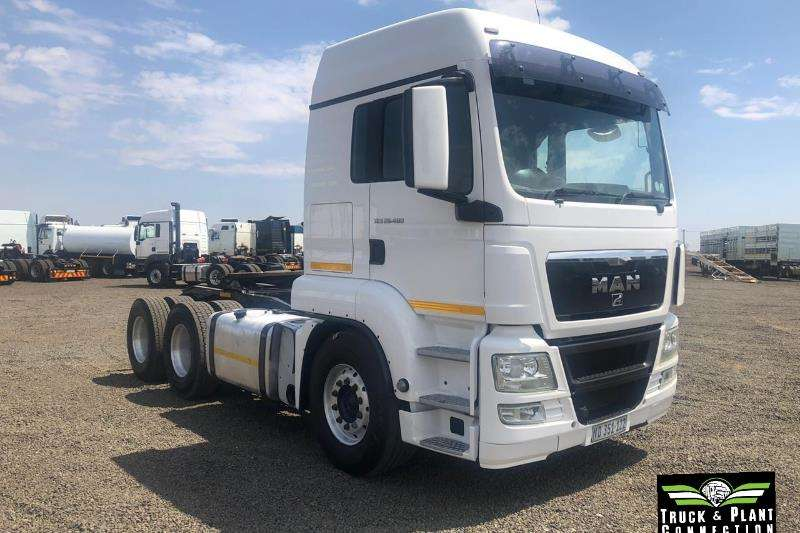 MAN Truck-Tractor Double axle 2011 MAN TGS 26 480 2011