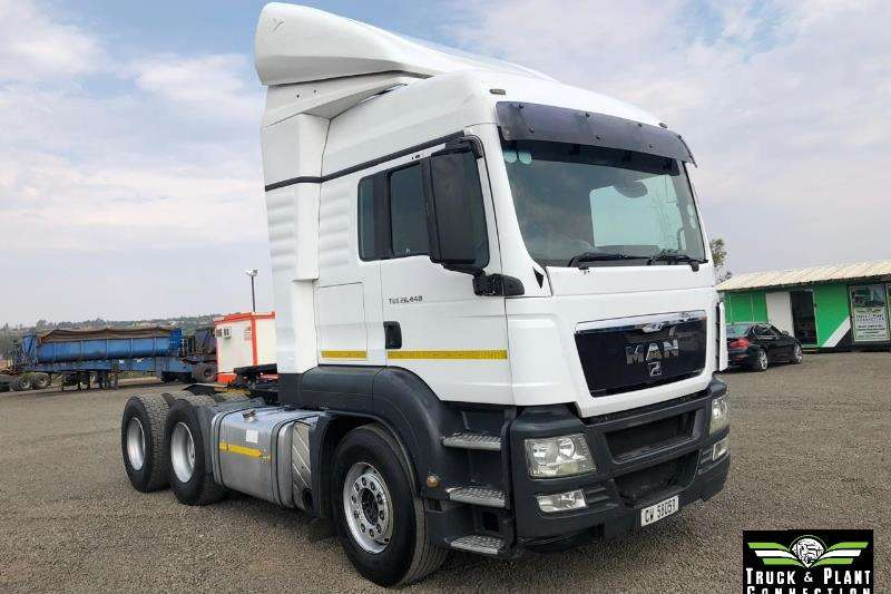 MAN Truck-Tractor Double Axle 2012 MAN TGS 26-440 2012